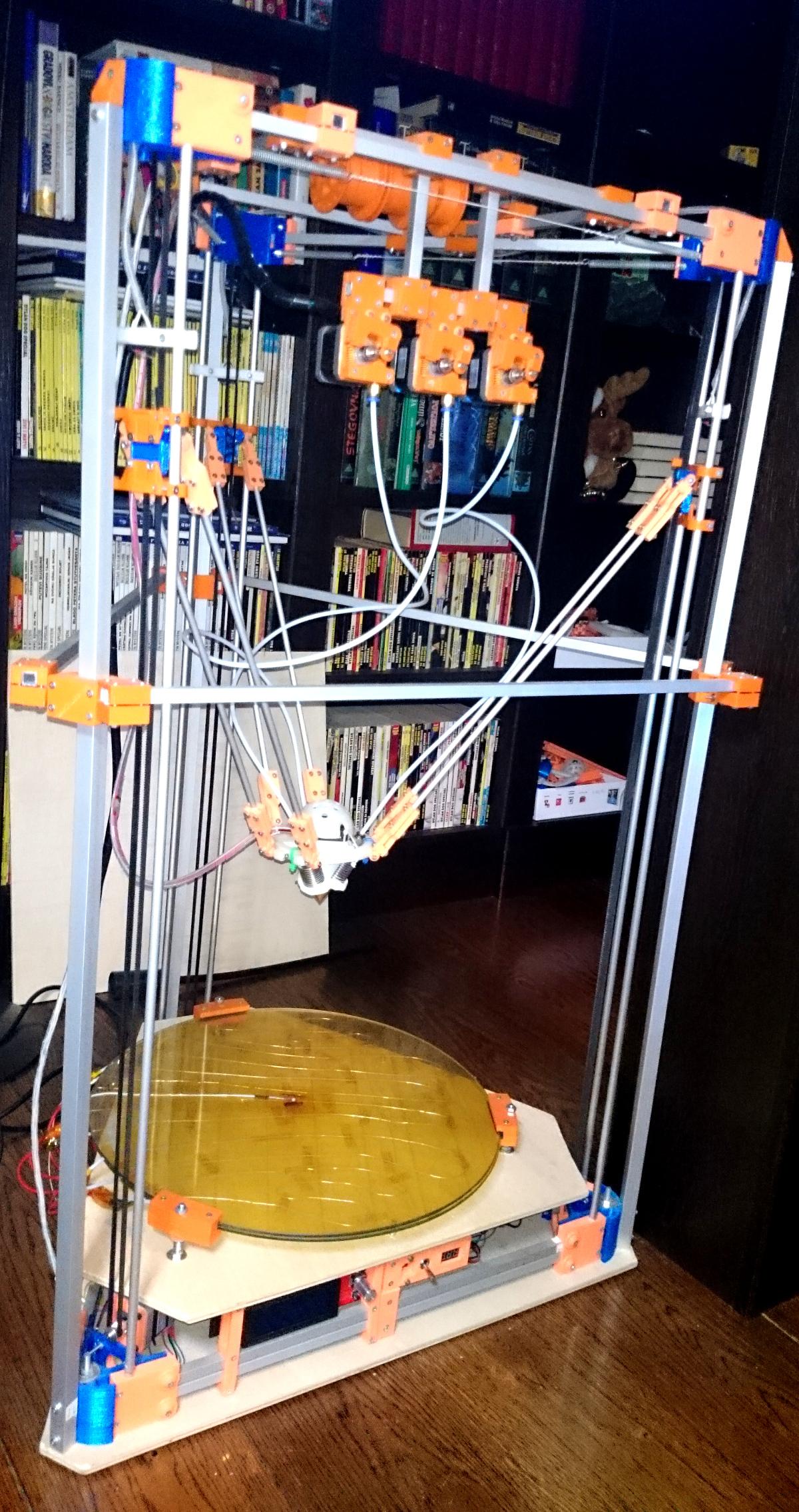 delta 3d printer meta.frame.xl v2.0